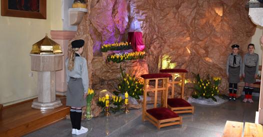 Groby pańskie w kościołach dekanatu gniewkowskiego [ZDJĘCIA]