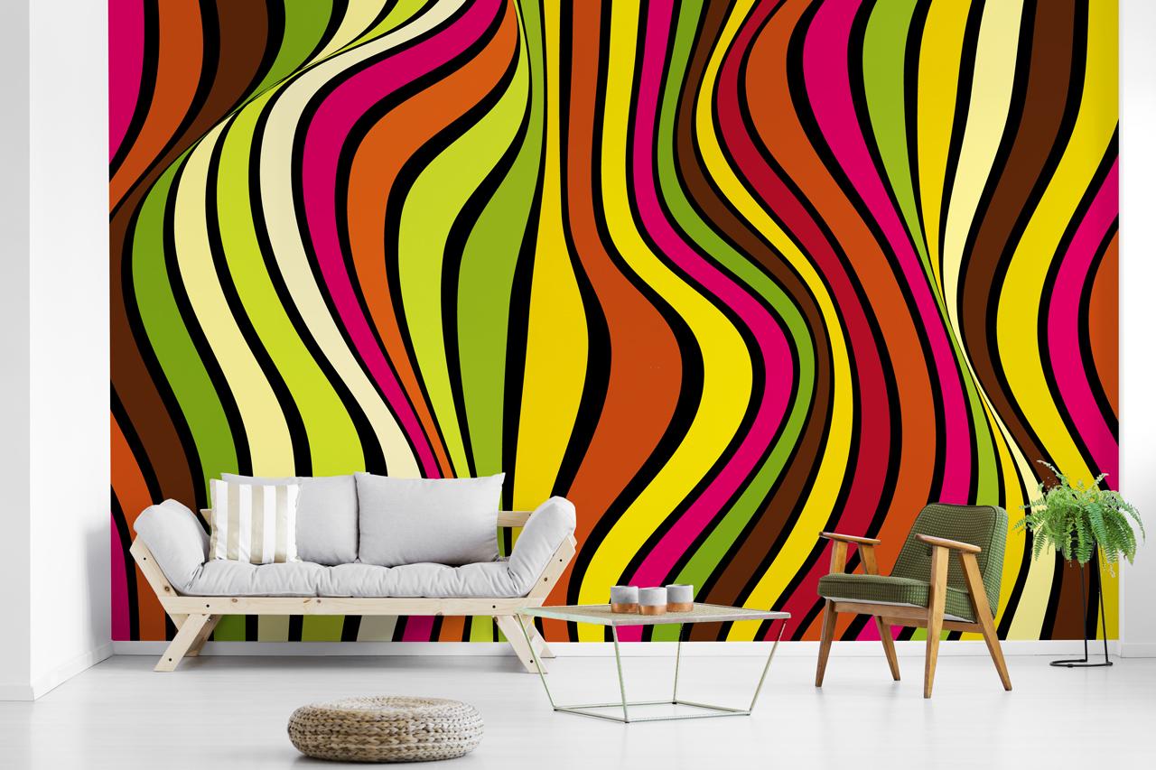 fototapeta abstrakcja kolor