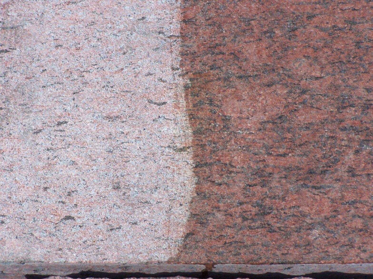Jak uzyskać efekt mokrego kamienia?