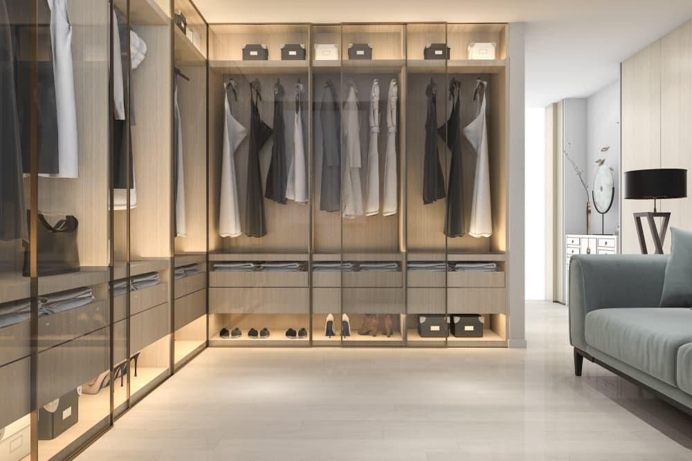 Eleganckie i funkcjonalne szafy przesuwne