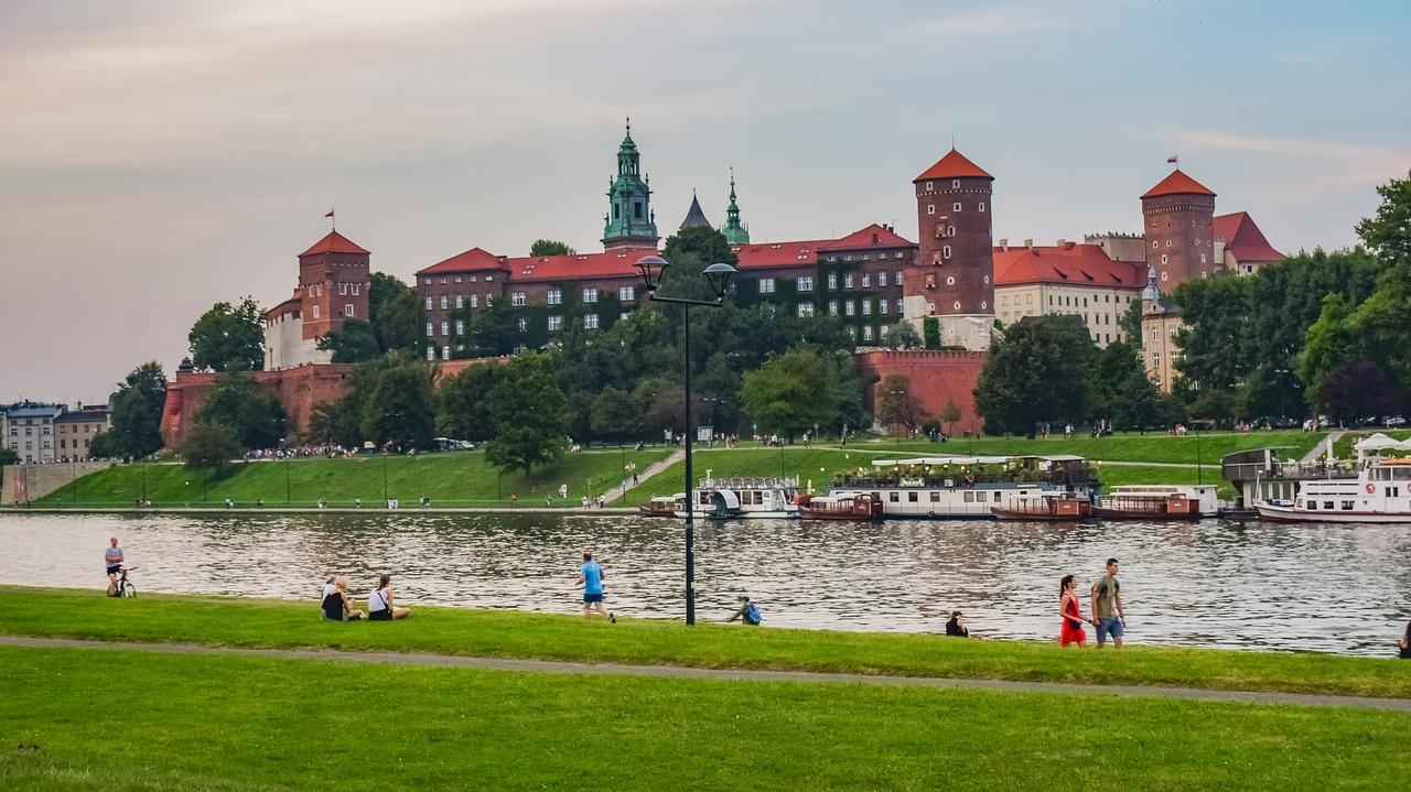 Spacer w Krakowie – gdzie można się wybrać?