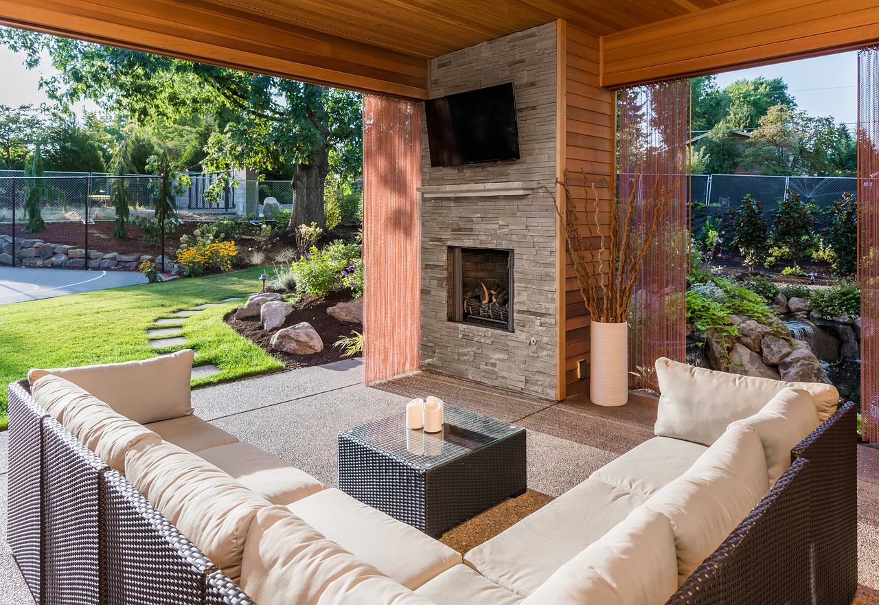 Stwórz perfekcyjne miejsce letniego wypoczynku