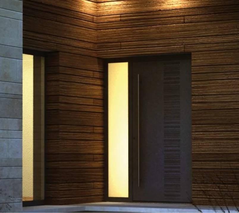 Zalety, wady i właściwości drzwi aluminiowych